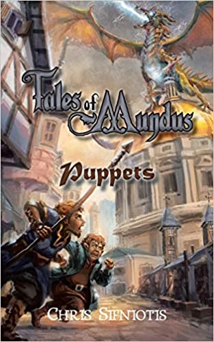 Tales of Mundus: Puppets book cover