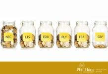 Nguyên tắc 6 cái lọ nếu bạn áp dụng triệt để sẽ là công cụ cực kỳ hiệu quả trong việc quản lý tài chính cá nhân (công ty)
