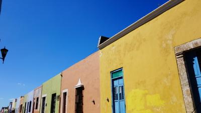 Colores locales @ Campeche