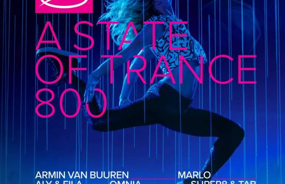 A State Of Trance 800 – The Compilation