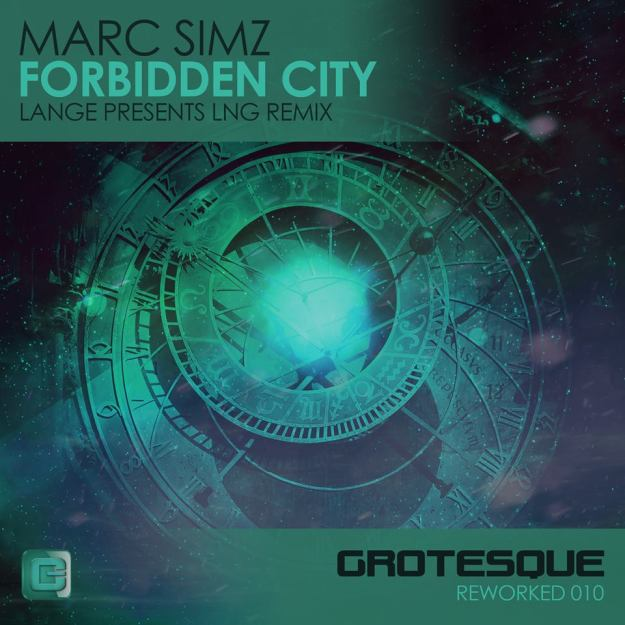 Marc Simz - Forbidden City (Lange pres. LNG Remix)
