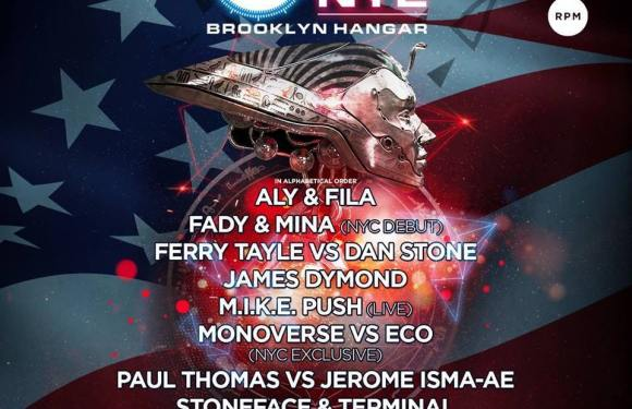 31.12.2017 FSOE 500 NYE, Brooklyn NYC (US)
