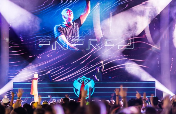 Trance legend Johan Gielen returns to Trance Energy for the 17th time during Mysteryland 2019