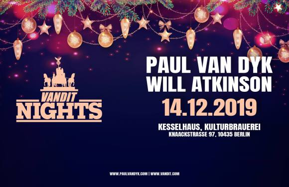 14.12.2019 Vandit Night, Berlin (DE)