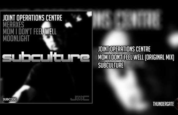Joint Operations Centre – Meraxes x Mom I Don't Feel Well x Moonlight EP