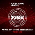 Amos & Riot Night & Robbie Graham - Finish Line