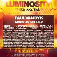 Luminosity Beach Festival 2016 (24. - 26.06.2016) @ Bloemendaal, Netherlands