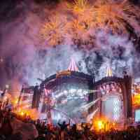 Tomorrowland 2017 (21. - 30.07.2017) @ Boom, Belgium