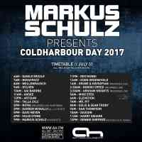 Coldharbour Day 2017 @ Afterhours.FM