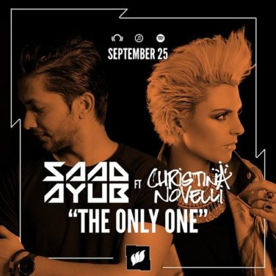 download Christina Novelli feat. Saad Ayub - The Only One