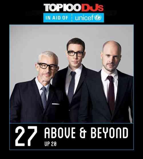 Above & Beyond - DJ Mag Top 100 2017