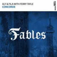 Aly & Fila with Ferry Tayle - Concorde
