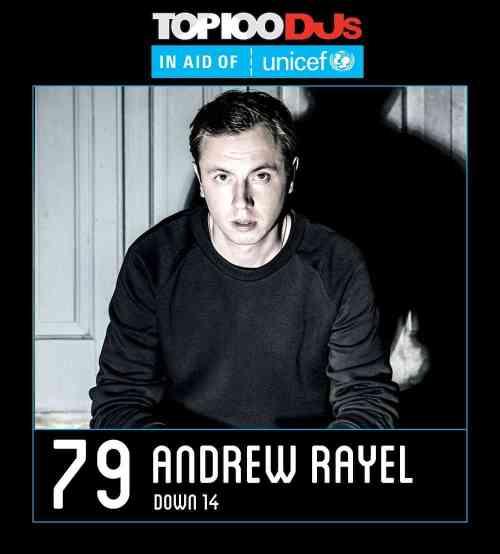Andrew Rayel - DJ Mag Top 100 2017