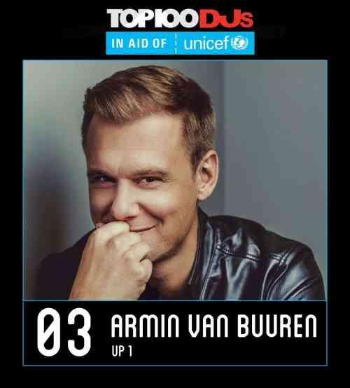 Armin van Buuren - DJ Mag Top 100 2017