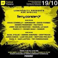 Luminosity ADE Special (19.10.2017) @ Amsterdam, Netherlands