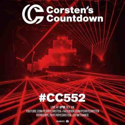 corstens countdown 552