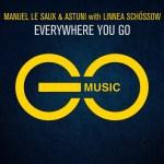 Manuel Le Saux & Astuni with Linnea Schossow – Everywhere You Go