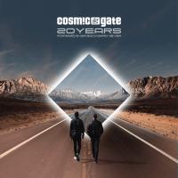 Cosmic Gate - 20 Years - Forward Ever, Backward Never
