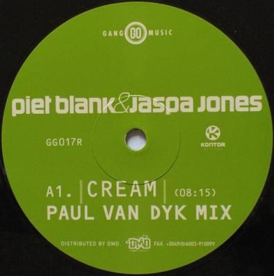 Blank & Jones - Cream (Paul van Dyk Remix)