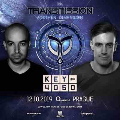 Key4050 live at Transmission - Another Dimension (12.10.2019) @ Prague, Czech Republic