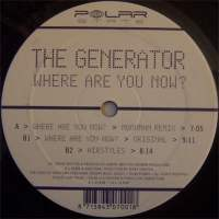 The Generator - Where Are You Now? (Moonman Remix)