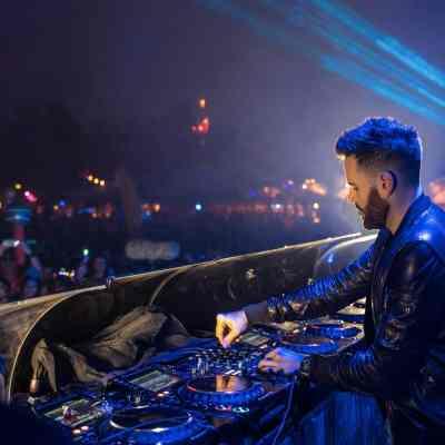 Gareth Emery live at Tomorrowland 2019 (28.07.2019) @ Boom, Belgium