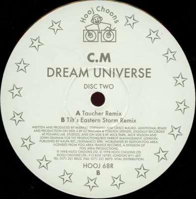 C.M. - Dream Universe (DJ Taucher Remix)