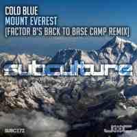 Cold Blue - Mount Everest (Factor B's Back to Base Camp Remix)