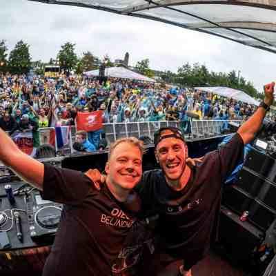 Ruben de Ronde B2B Estiva live at Tomorrowland 2019 (28.07.2019) @ Boom, Belgium