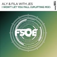 Aly & Fila with JES - I Won't Let You Fall