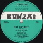 Blue Alphabet – Cybertrance