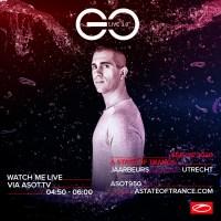 Giuseppe Ottaviani 3.0 live at A State of Trance 950 (15.02.2020) @ Utrecht, Netherlands