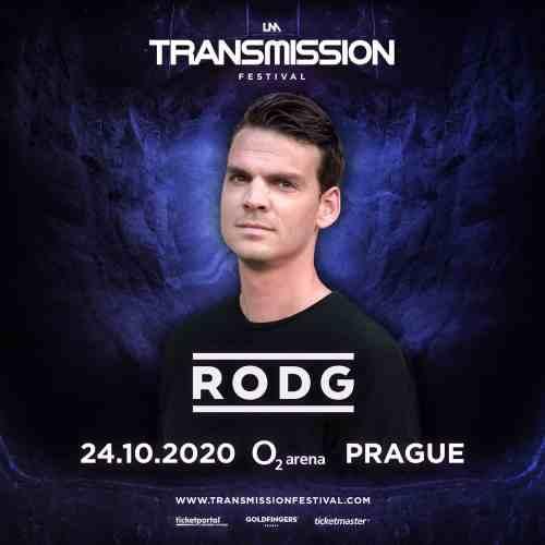 Rodg @ Transmission 2020 Prague