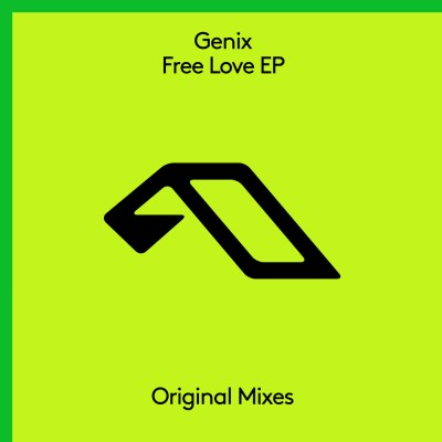 Genix - Free Love EP