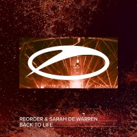 ReOrder & Sarah de Warren - Back To Life