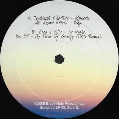 BT - Force of Gravity (Tiësto Remix)