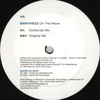 Barthezz - On The Move