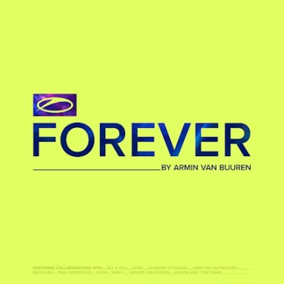Armin van Buuren - A State Of Trance FOREVER