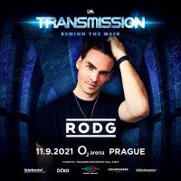 Rodg live at Transmission - Behind The Mask (11.09.2021) @ Prague, Czech Republic