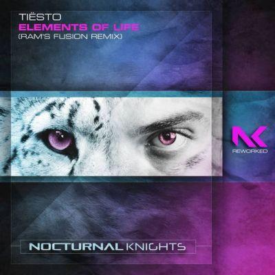 Tiësto - Elements Of Life (RAM's Fusion Remix)