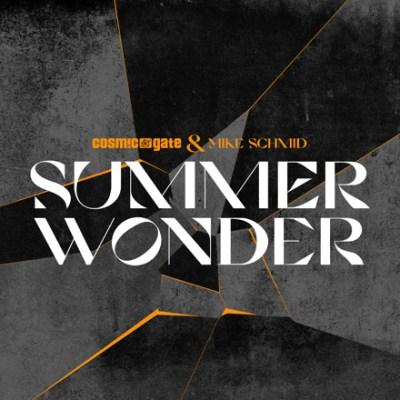 Cosmic Gate & Mike Schmid - Summer Wonder