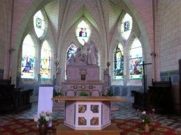 Eglise de Neuville-Saint-Vaast