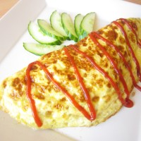 Omurice (Omelette Fried Rice)