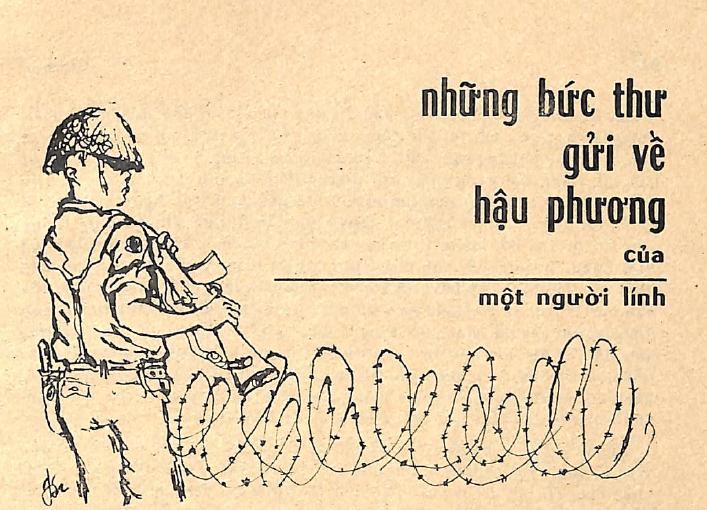Từ những bức thư thời chiến