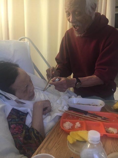 trong nursing home