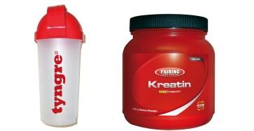 Kreatin monohydrate är ett tillskott som fungerar