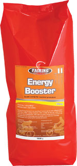 Fairing Energy Booster