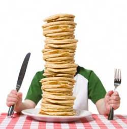 Kaloriintag efter ett träningspass?