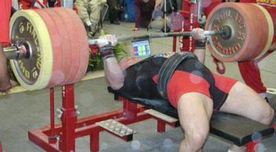 Träningserfarenhet påverkar träningseffekten vid bänkpresstester