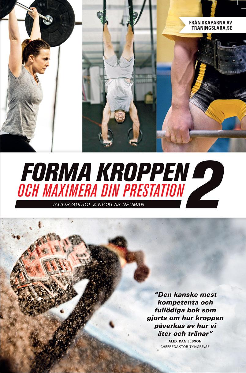 Omslaget till boken Forma Kroppen.